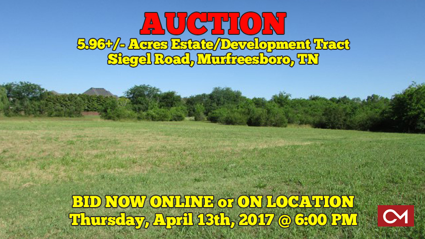 Siegel, Road, Land, Acres, Subdivision, For Sale, Auction, Bidding, Investment, Property, Comas, Montgomery