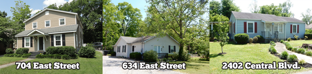 Triplex, Duplex, House, Home, Real Estate, For Sale, MTSU, Middle Tennessee, College, Students, Rent, Landlord, Rental, Income, Investment, Property, Properties, Murfreesboro, Tennessee, East, Street, Central, Blvd, Comas, Montgomery, Auction, Online, On Location, Bidding