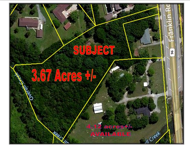 Commercial, Property, For Sale, Franklin, Road, Rd, Hwy, Highway, 96, Comas, Montgomery, Land, Acres, Investment