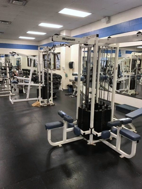 Shelby County Ymca Surplus Fitness Equipment Auction