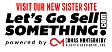 Visit our new sister site - Let's Go Sell Something.com