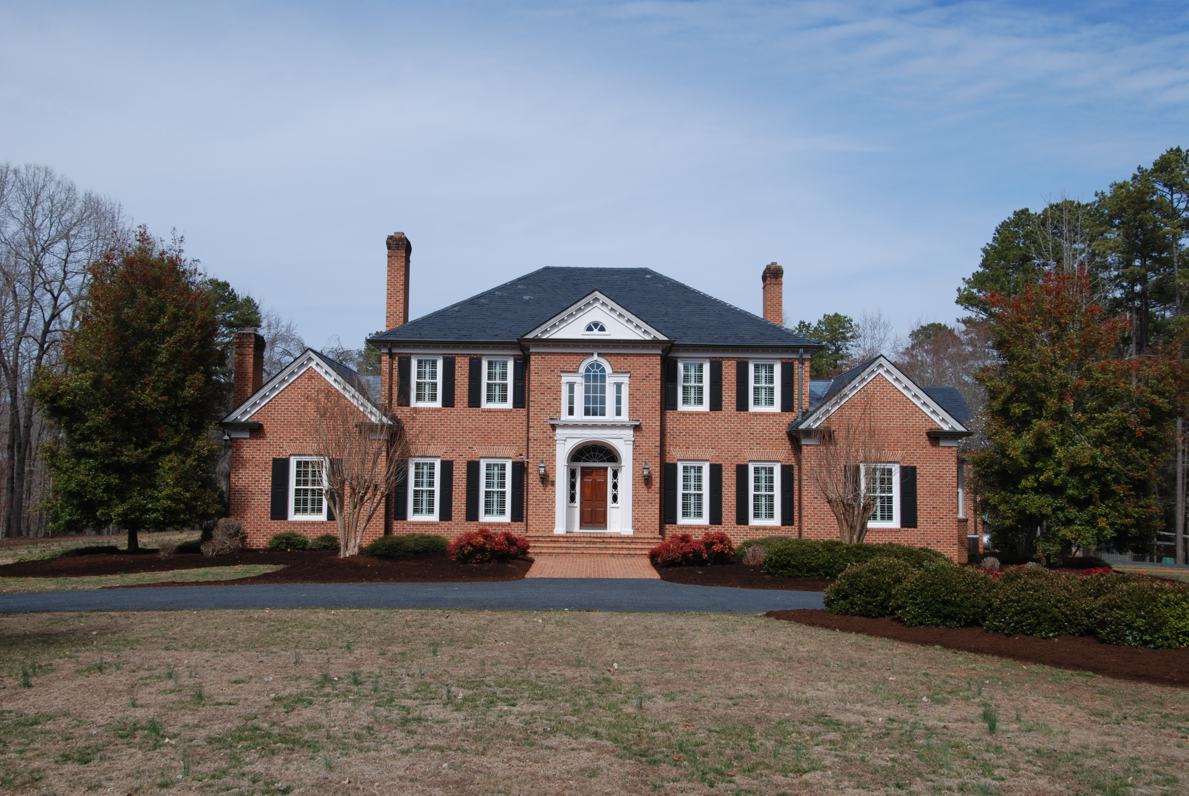 NC Home on 73 Acres
