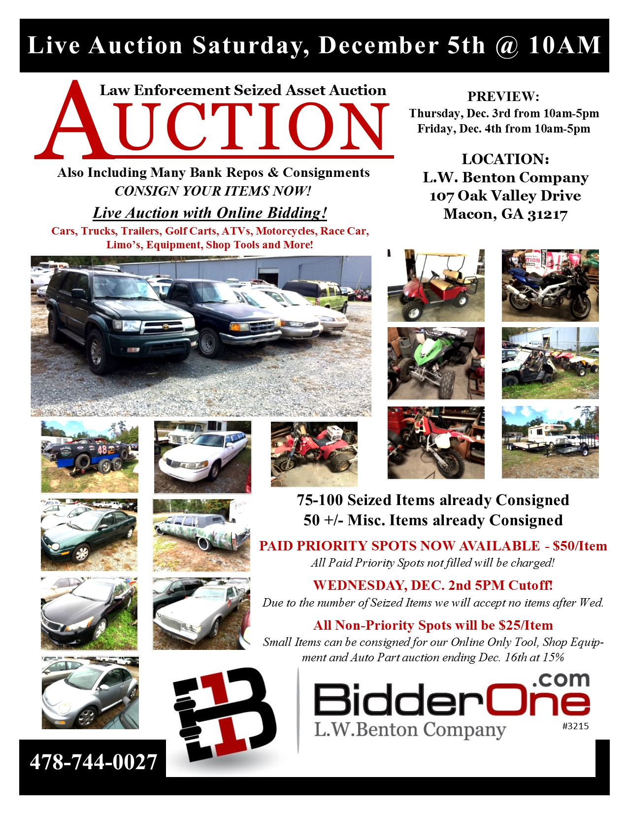 Car Auctions line