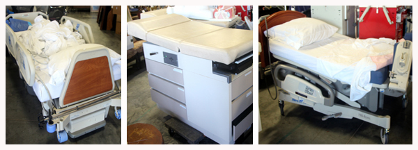 Medical Equipment Liquidation Auction