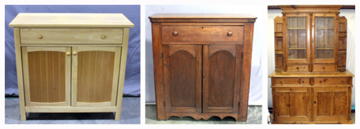 cabinets for auction