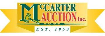 McCater Auction Inc.