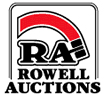 Rowell Auctions, Inc.