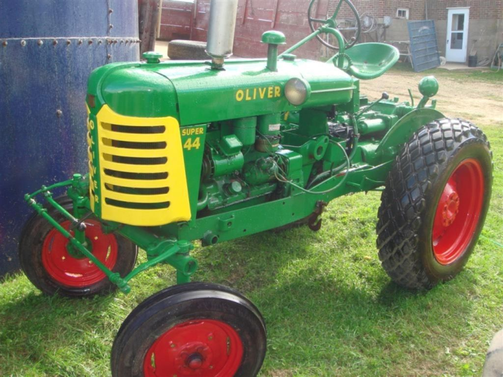 Oliver Tractor Amp Toy Auction