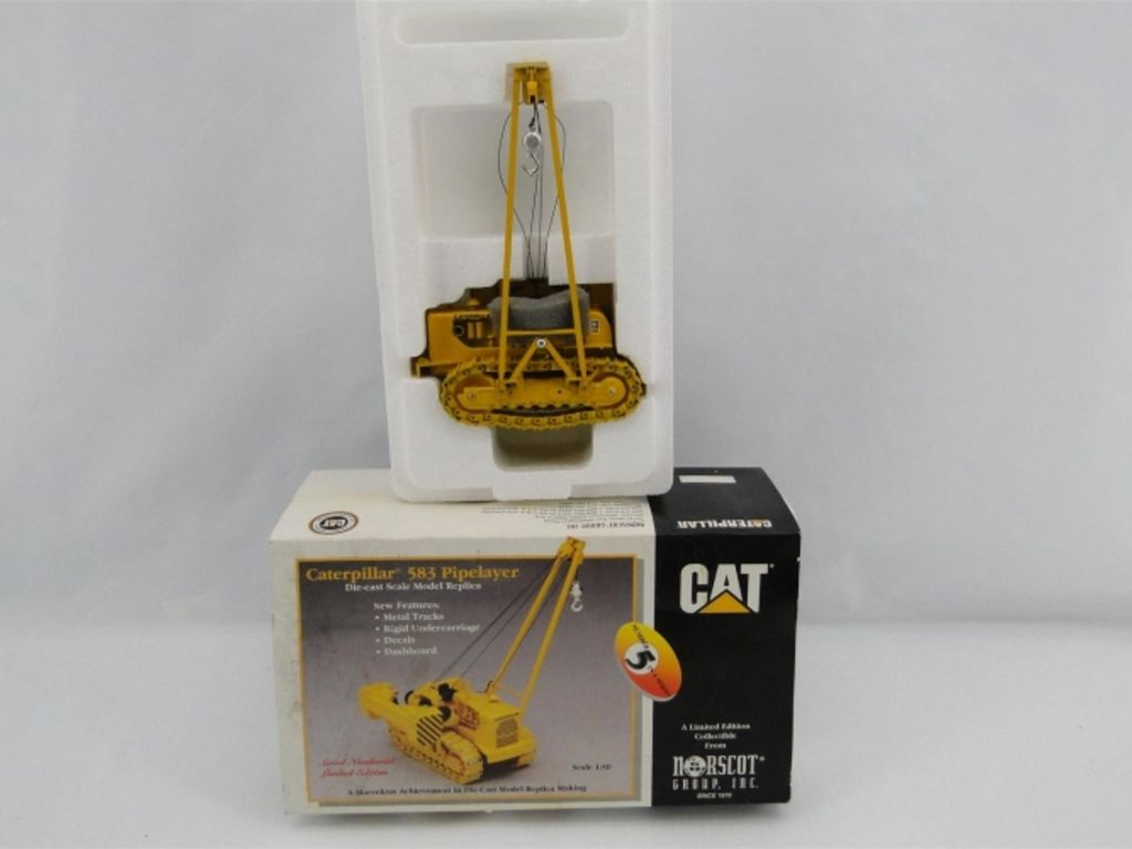 Gary Maier Construction Toy Online Only #1