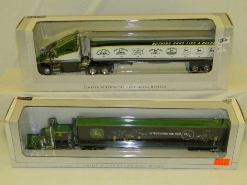 Trucks Of The World Amp Small Scale Farm Toys