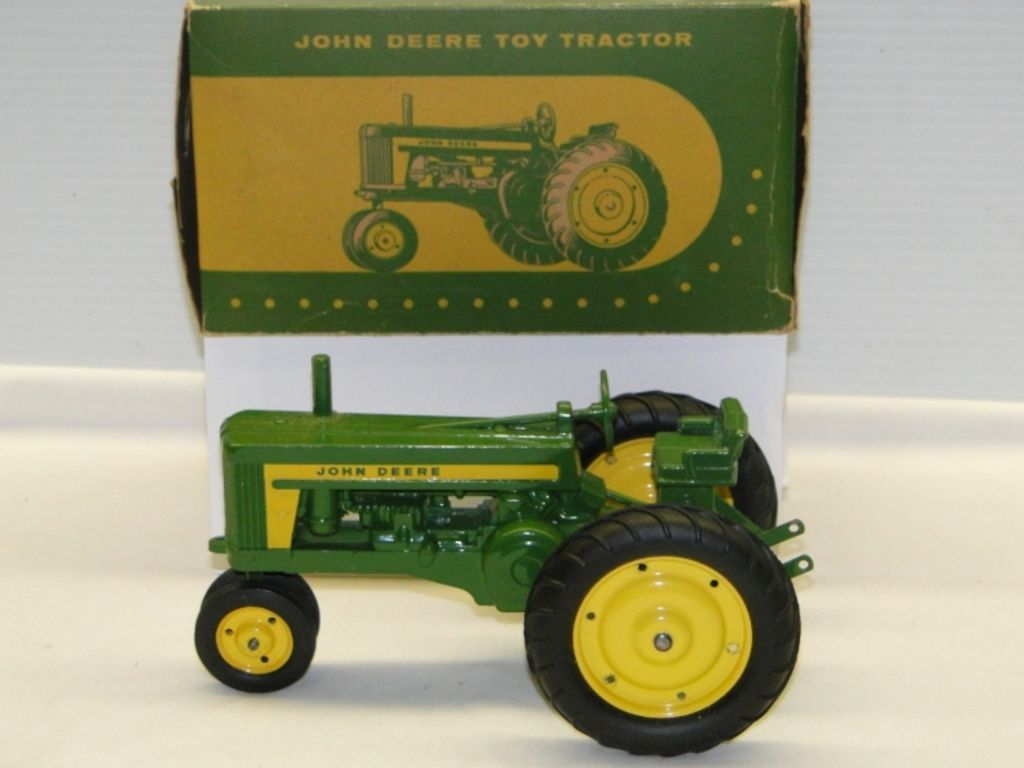 Don Goffinet Farm Toy Collection