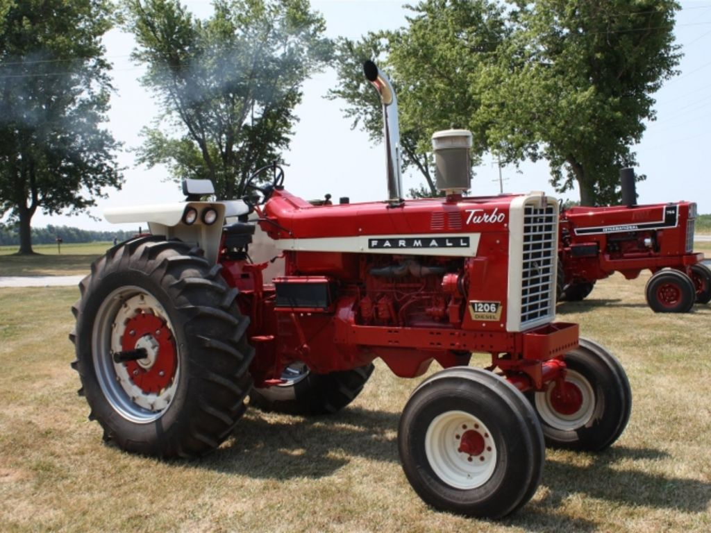 28697 20r mayo auction and realty Farmall 1206 Tractors On eBay at bayanpartner.co