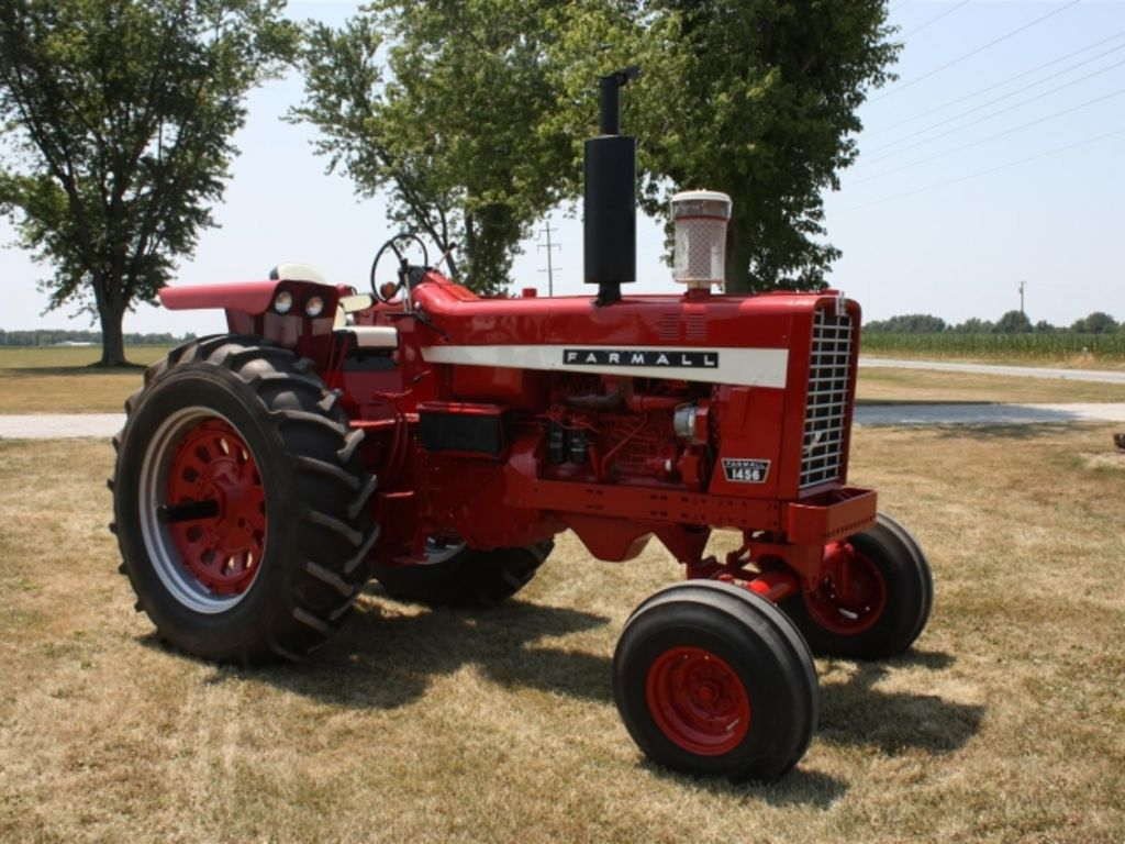 Aumann Auctions Inc High Quality Late Model Ih