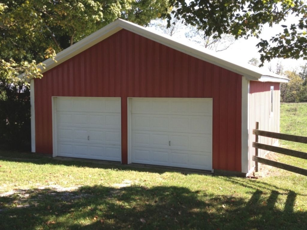 Kaufman Realty Amp Auctions Brick Home Garage Shop