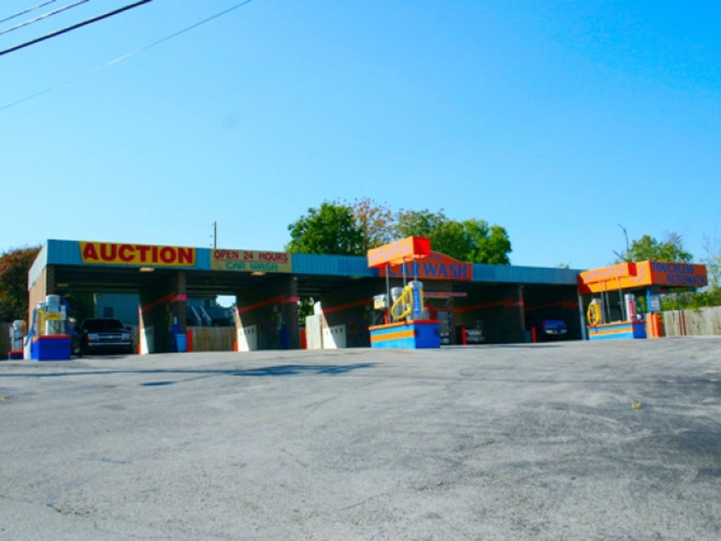 Ayers auction realty 6 bay commercial car wash excellent featured thumbnail solutioingenieria Choice Image