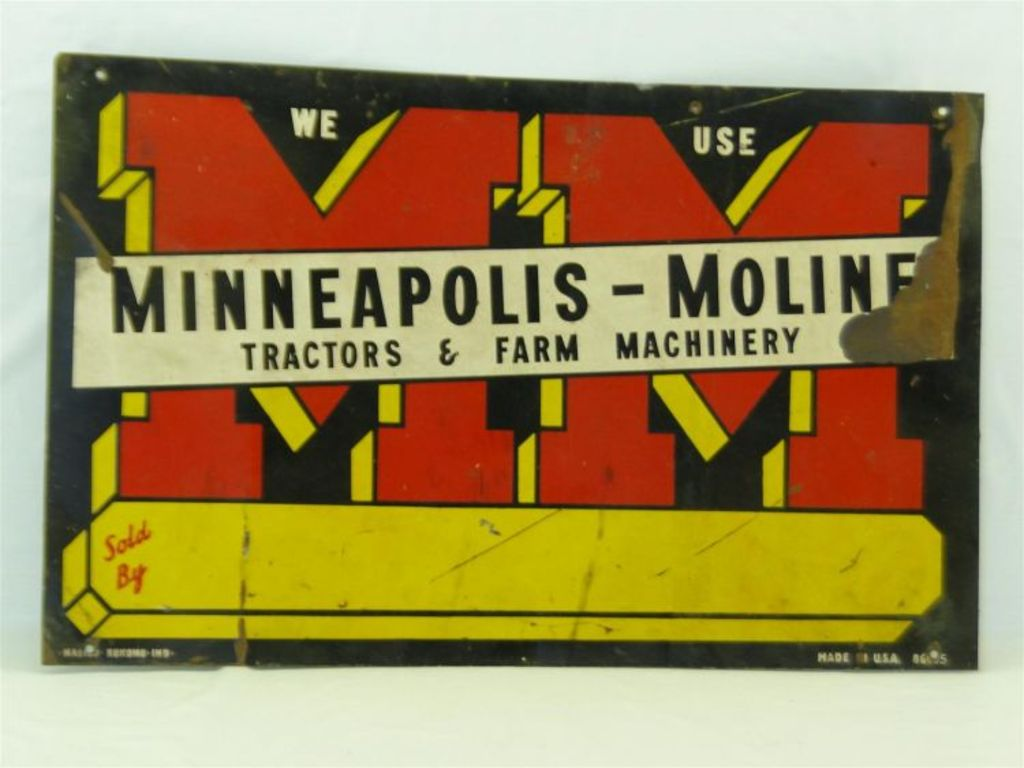 Roger Schmidts Minneapolis Moline Collection 1865 Cub Tractor Wiring Diagram Featured Thumbnail