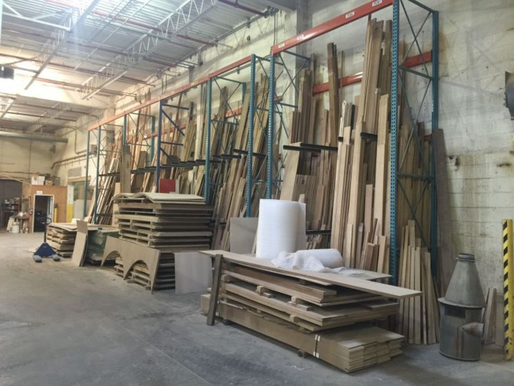 Woodworking Dispersal Auction