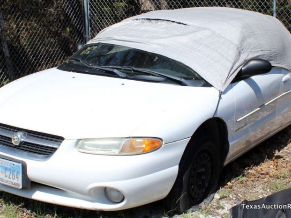 Weatherford Police Department Impounded Vehicle Auction