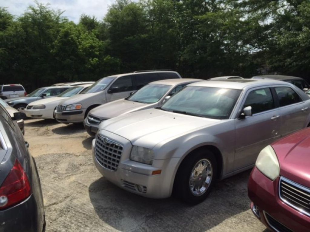 Car Lots In Forest Park Ga