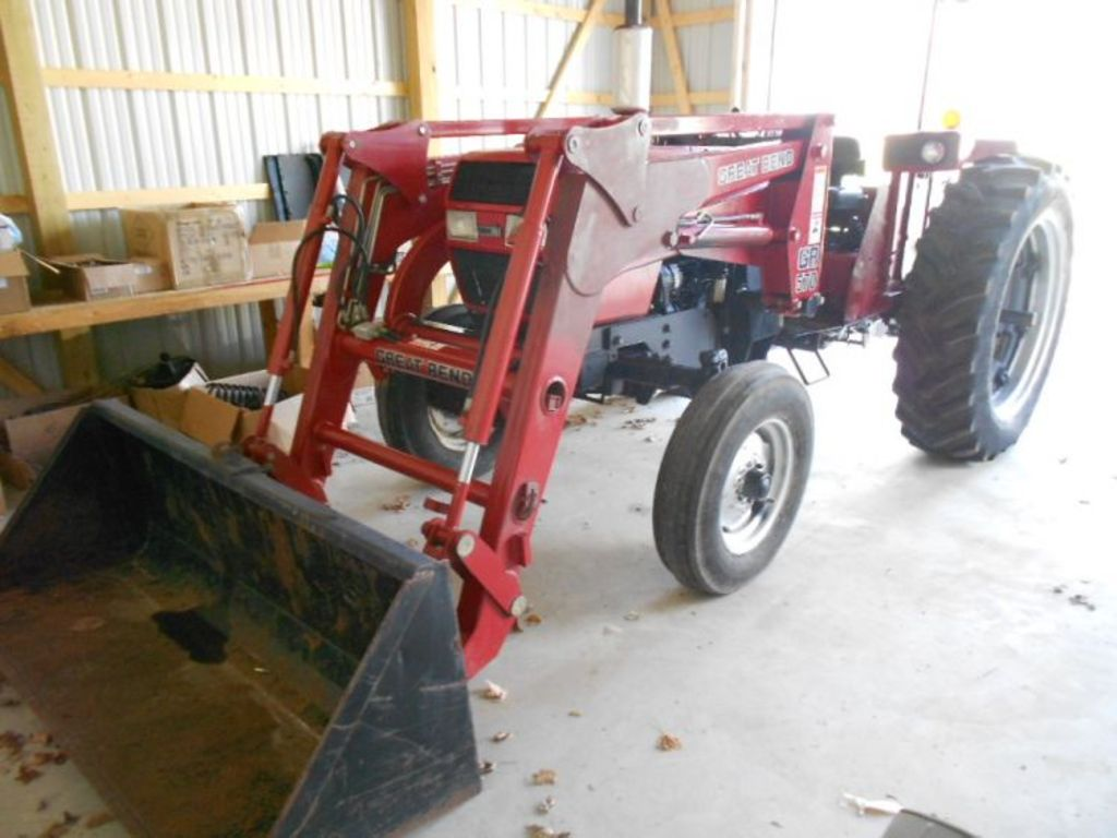 The Auction Team - TRACTOR - COLLECTOR CAR PARTS - HAY - ONLINE ...