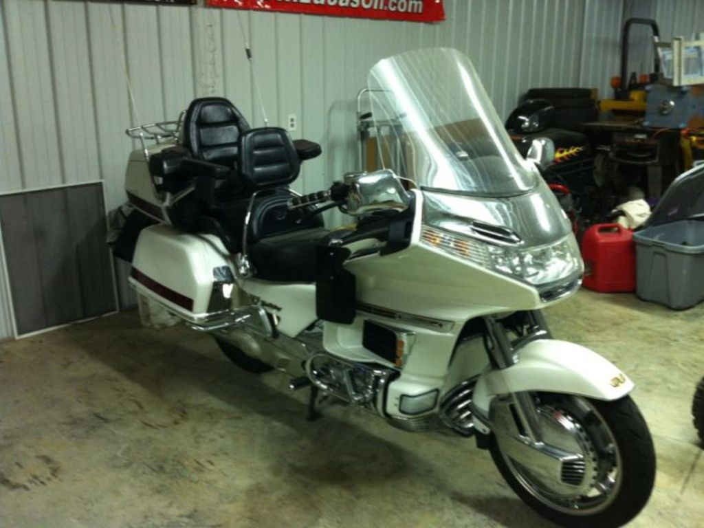 Kaufman Realty Amp Auctions Honda Trike Motorcycle