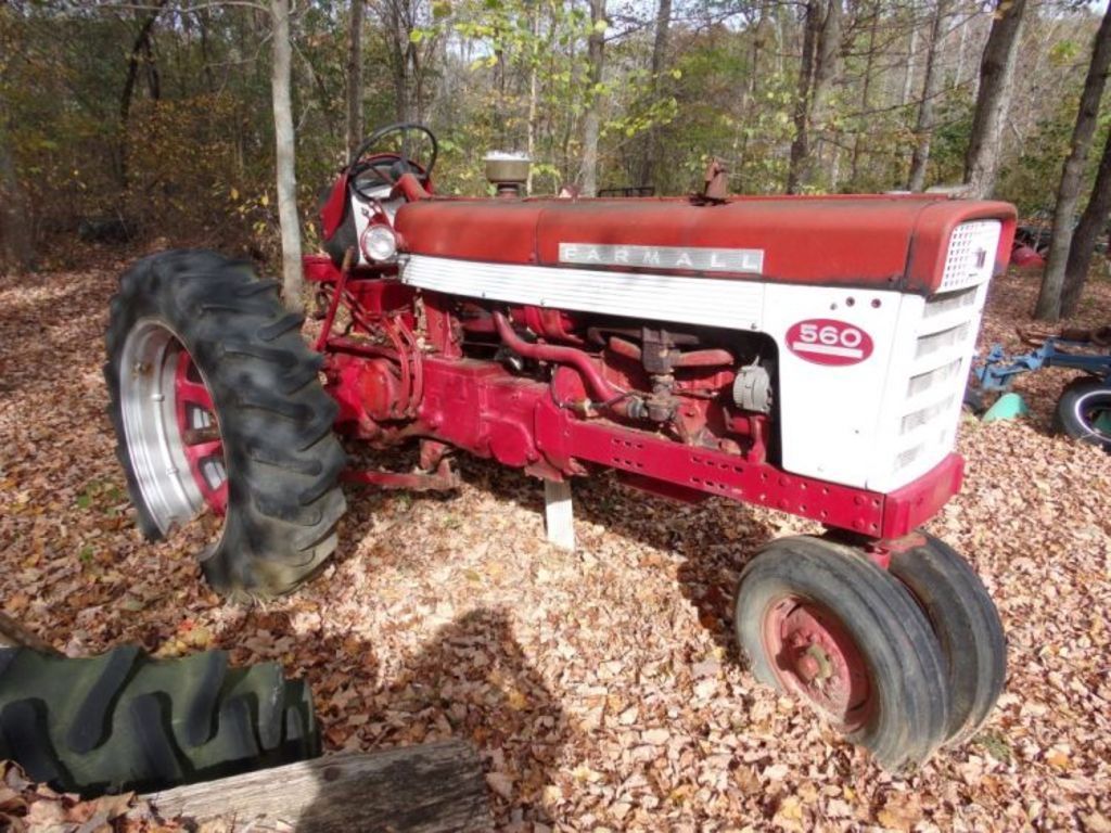 Ford Brothers Inc Backhoe Vehicles Trailers Ih