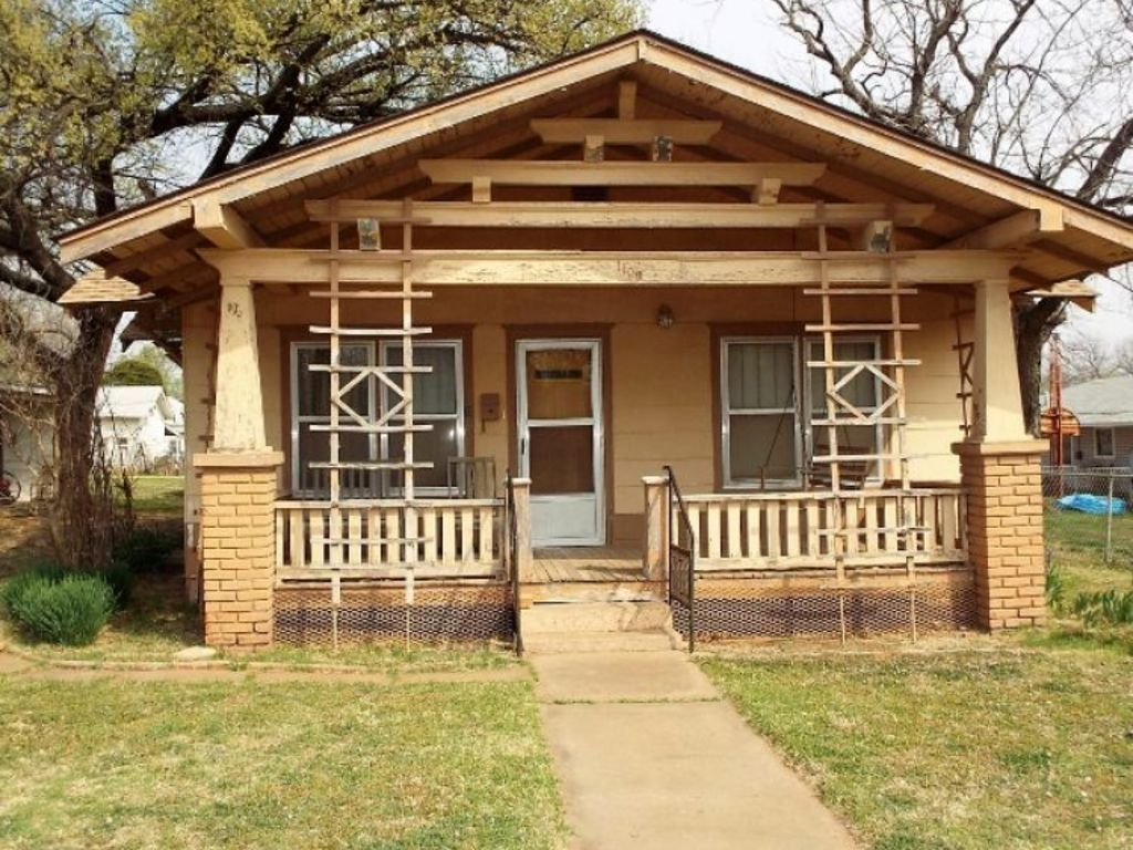 Perry Oklahoma Homes And Home Decor And Paint Business