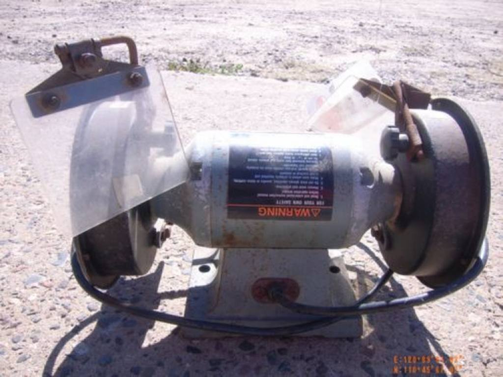 Delta Model 23 660 6 Quot Thin Line Bench Grinder