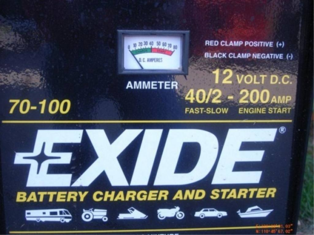 70 100 Exide Battery Charger Wiring Diagram Library Nimh Circuit Also Schumacher Starter