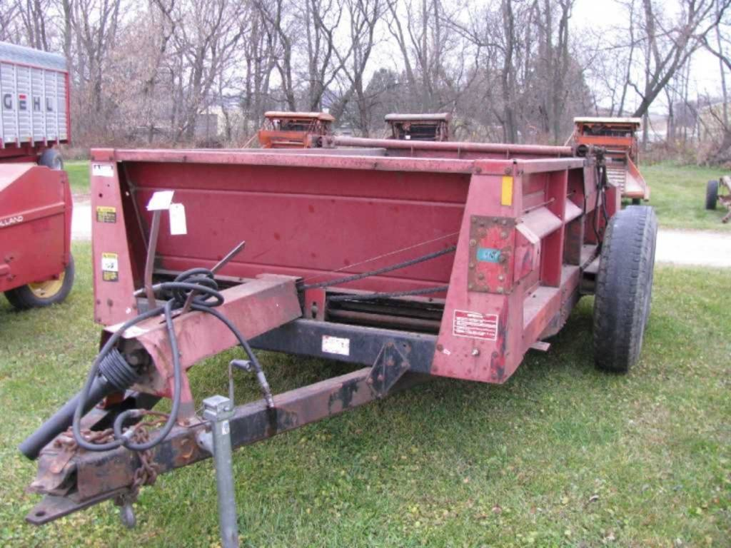 Ih Manure Spreader : Case ih manure spreader