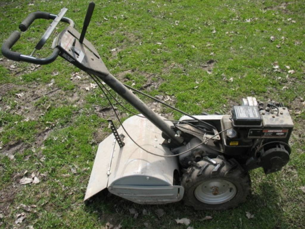 Craftsman 5 Hp 24 Tiller Manual : Craftsman rototiller pictures to pin on pinterest daddy