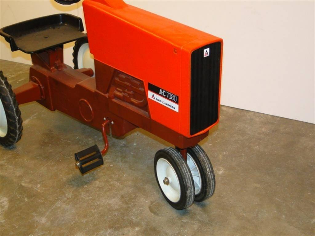 Pedal Tractor Replacement Parts : Ertl allis chalmers pedal tractor