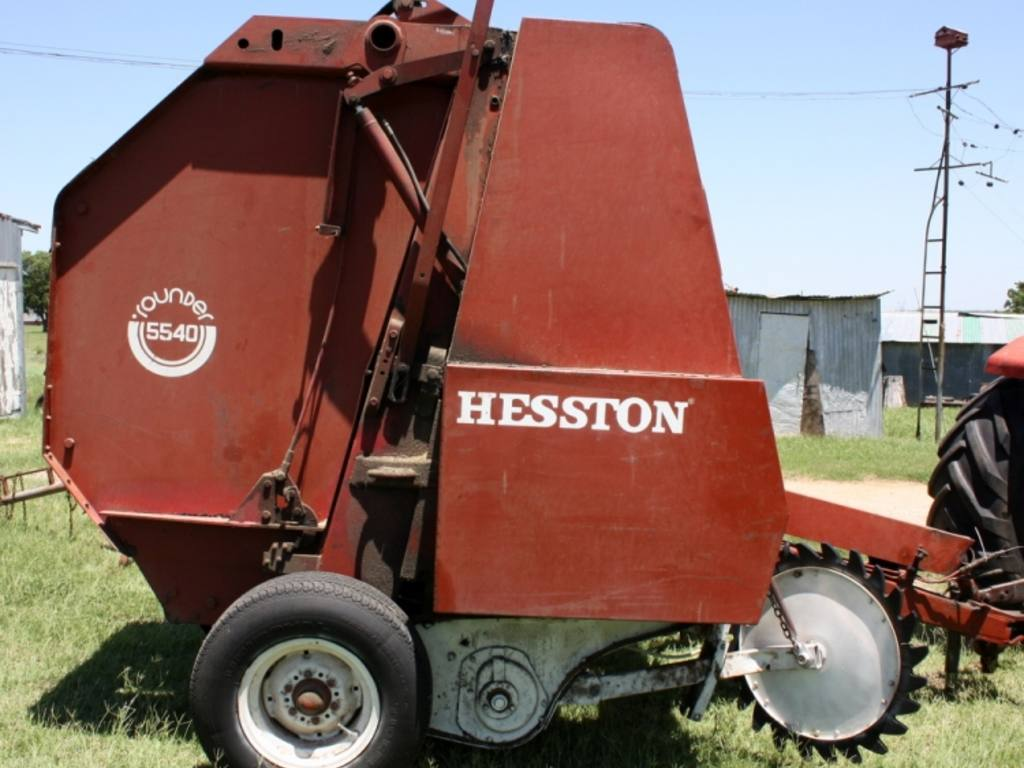 Hesston 5540 Manual