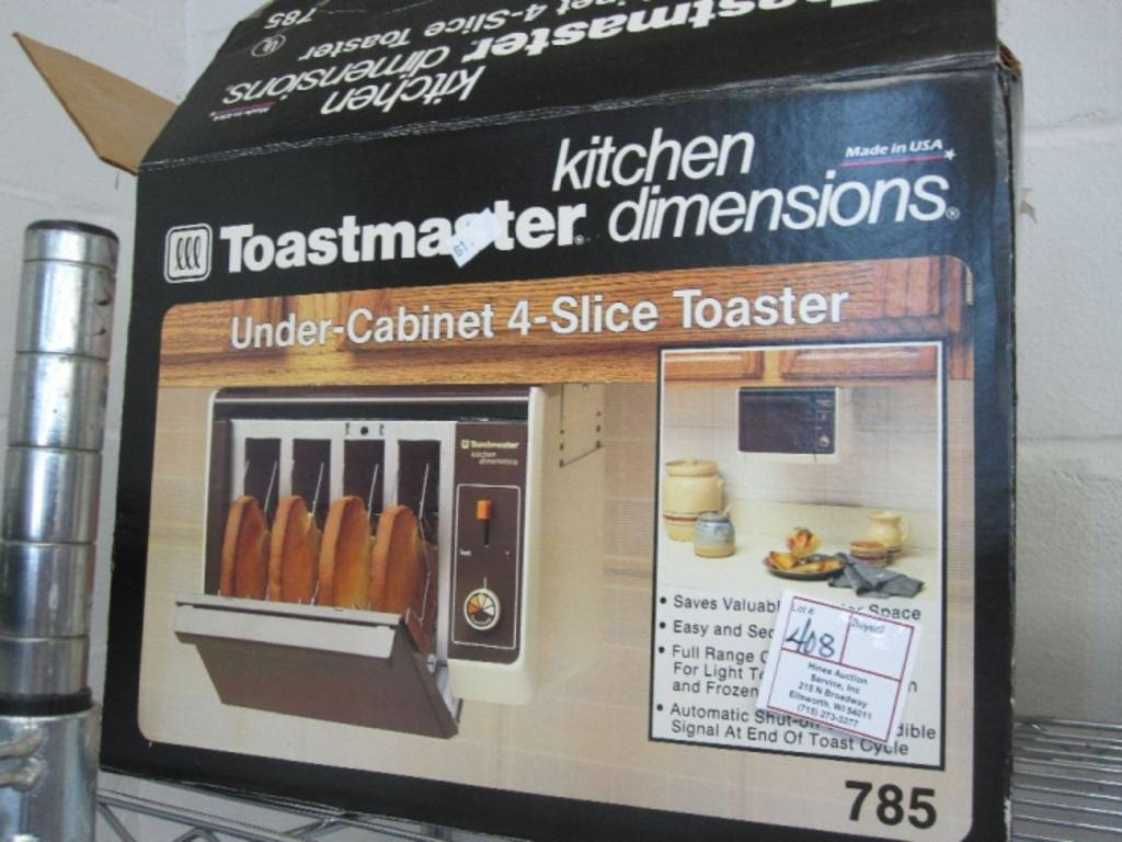 4 slice toaster - Lookup BeforeBuying
