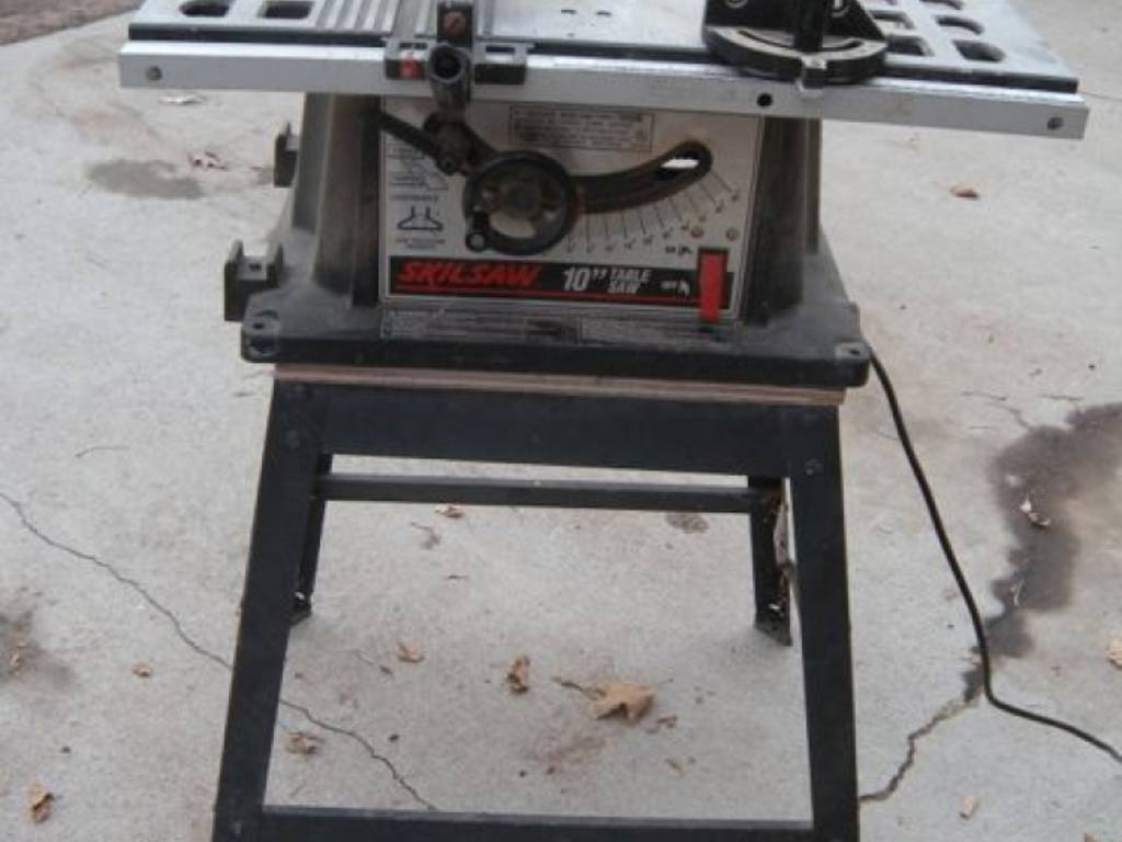Skilsaw Table Saw Lookup Beforebuying