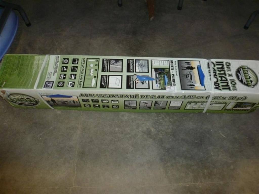 Element Instant Canopy : Element multi purpose instant canopy new in box