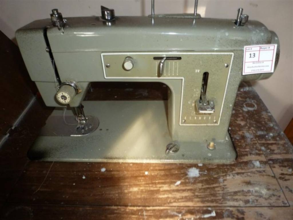sears sewing machine service