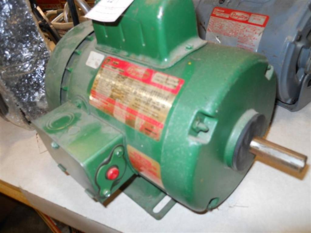 dayton electric mfg co electric motor 1 2 hp model no