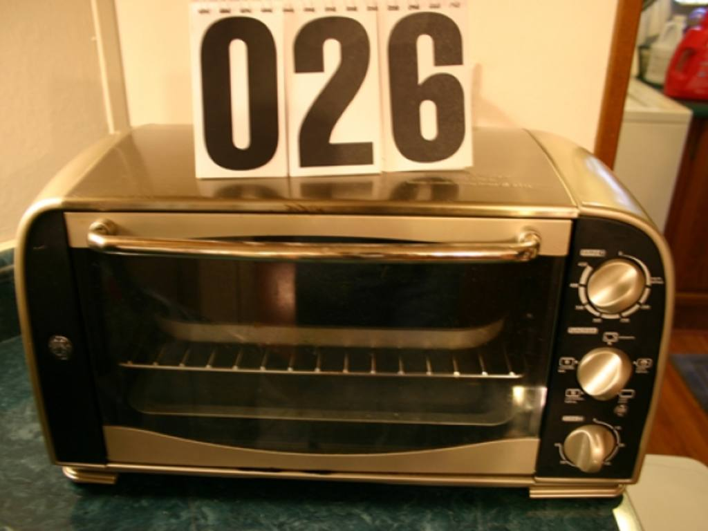 Ge Toaster Ovens Small ~ Ge toaster oven convection model