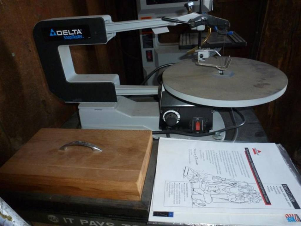 Delta Shopmaster Scroll Saw Delta Shopmaster variable