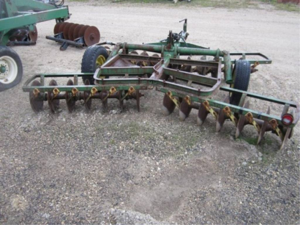 Town And Country Auction >> John Deere H1300 10' Wheel Disc