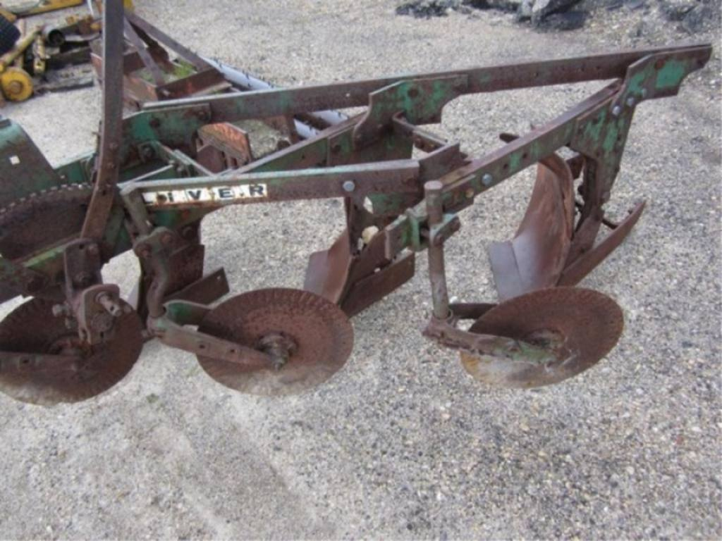 Three Point Plow : Oliver  point plow