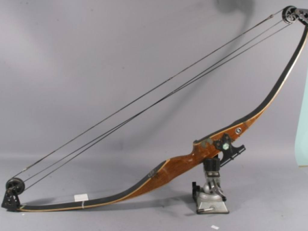 Darton Huntsman Wooden Compound Bow