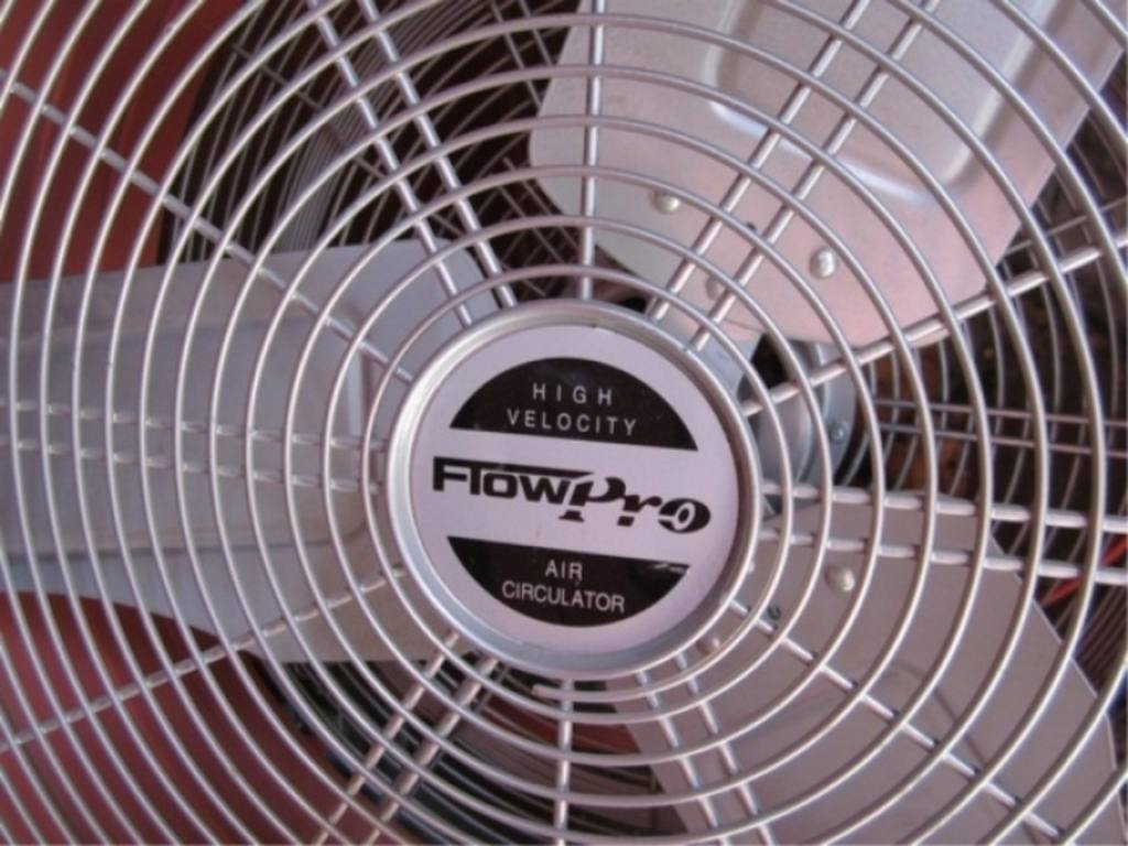 Flow Pro High Velocity Air Circulator : Quot flow pro high velocity air circulator