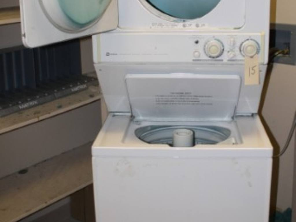 Maytag Stackable Washer Dryer Combo Heavy Duty Large
