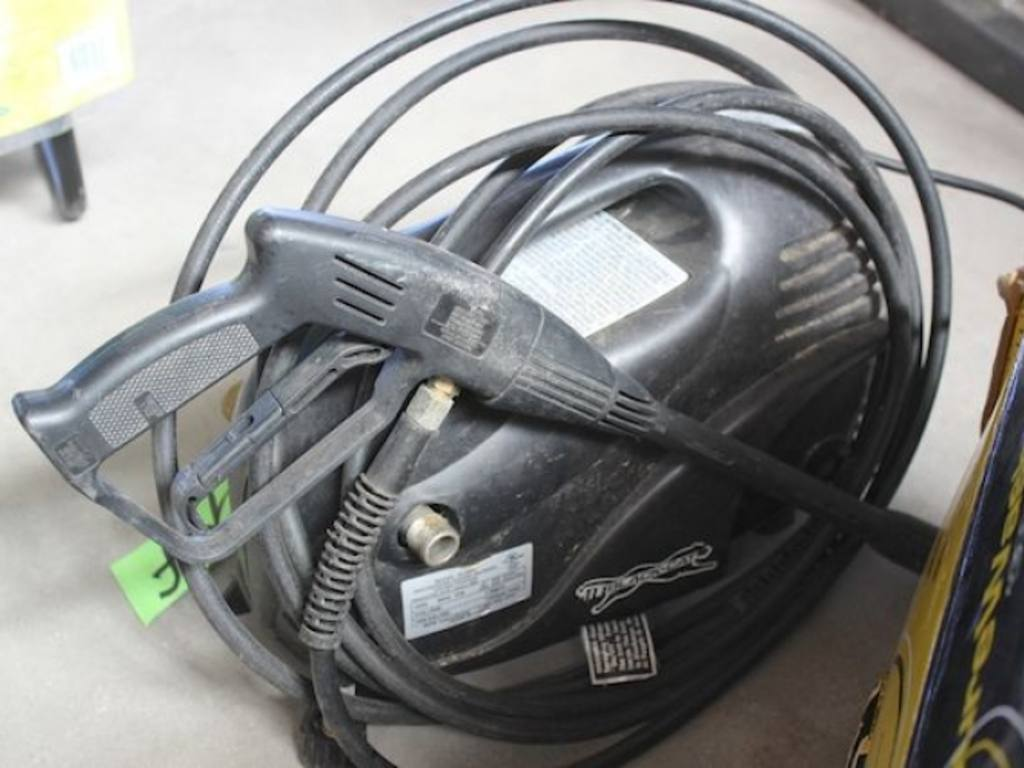 Black Cat Pressure Washer  Psi