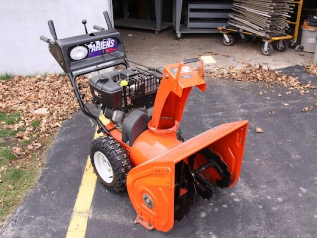 ariens deluxe 28 engine manual