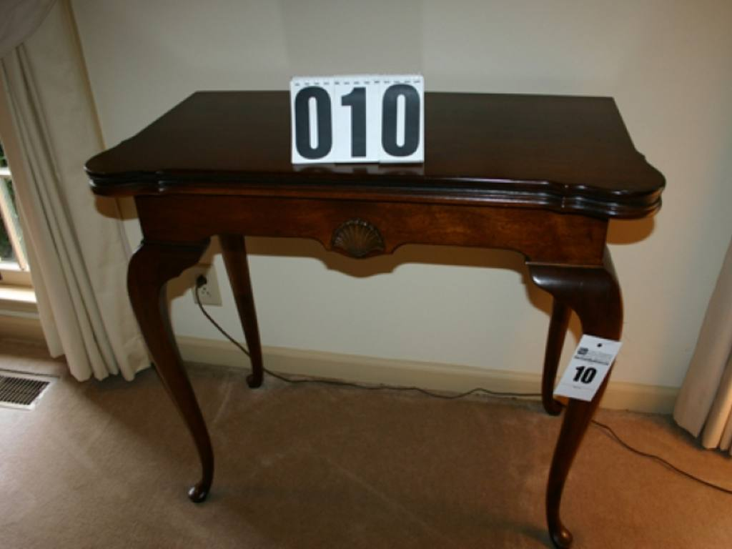 Furniture - Sofa Table - Converts to Game Table - Brandt