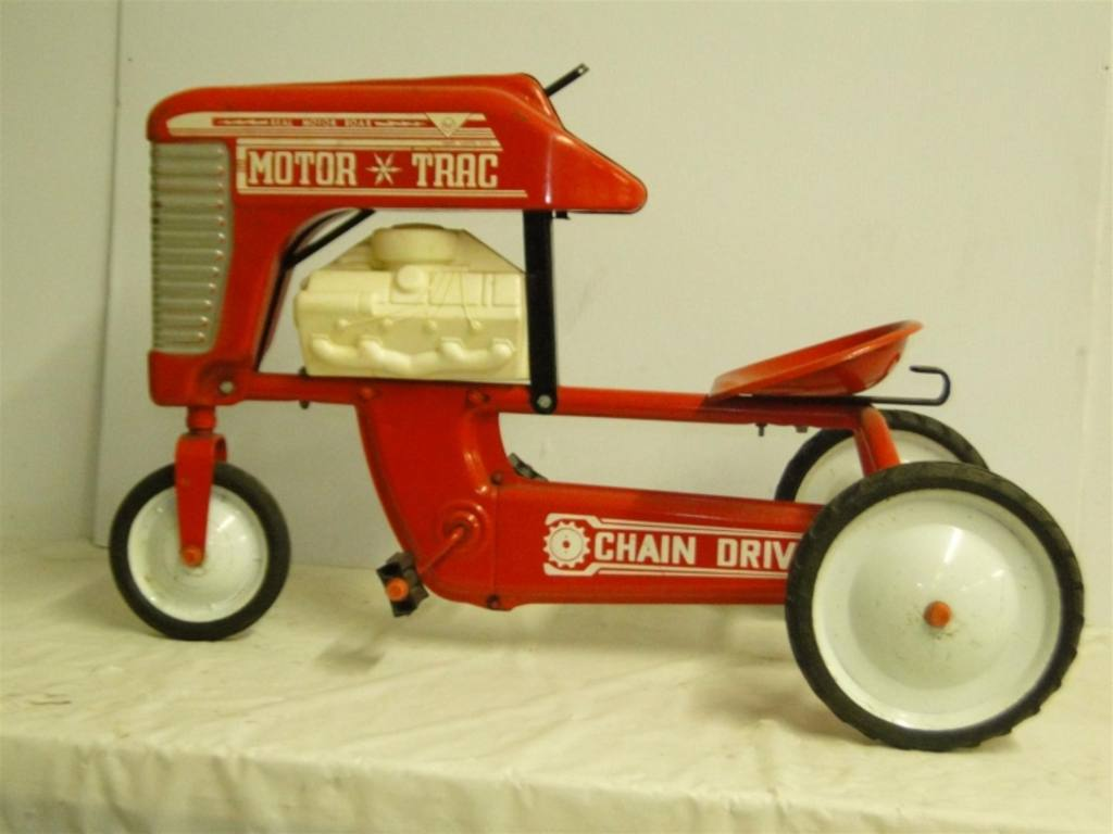 Pedal Tractor Replacement Parts : Amf pedal tractor parts pictures to pin on pinterest