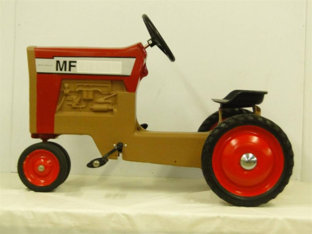 Ferguson Pedal Tractor : Massey ferguson pedal tractor bing images